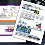 mailer, direct mail, car marketing, car advertising, automobile marketing,
