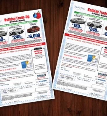 Letter / Buyback Mailers