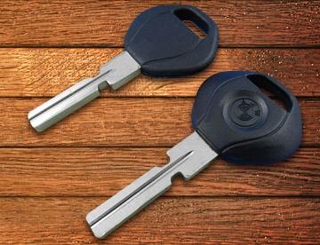 Plastic Tip Keys